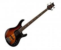 PRS SE Kestrel Bass Tri-Color Sunburst - Used