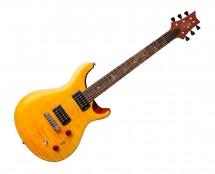 PRS SE Paul's Guitar Amber w/ Tobacco Back