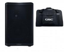 QSC CP8 + CP8 Tote