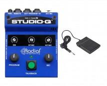 Radial Studio-Q + Yamaha FC5
