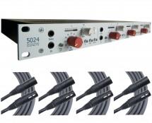 Rupert Neve Designs Portico 5024 + 4x Mogami 6' Cables