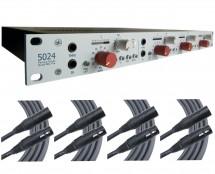 Rupert Neve Designs Portico 5024 + 4x Moagami 25' Cables