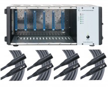 Rupert Neve Designs R6 + 4x Mogami 6' Cables