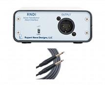 Rupert Neve Designs RNDI + 10' Mogami Cable