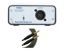 Rupert Neve Designs RNDI + 18' Mogami Cable