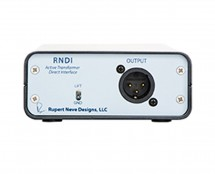 Rupert Neve Designs RNDI Direct Box