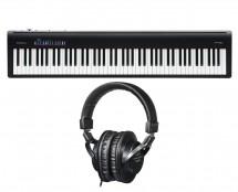 Roland FP-30 (Black) + HP2000