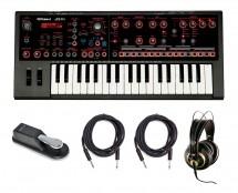 Roland JD-Xi + Pedal + AKG K 240 Studio + Cables