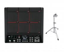 Roland SPD-SX + Roland PDS-10 Pad Stand