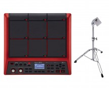 Roland SPD-SX Special Edition + Roland PDS-10 Pad Stand