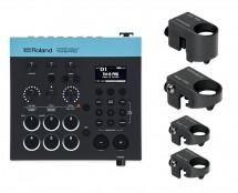 Roland TM-6 Pro Drum Trigger Module + 4x Roland RT30 Drum Triggers