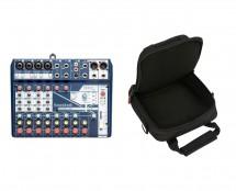 Soundcraft Notepad-12FX + SKB 1SKB-UB1212
