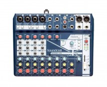 Soundcraft Notepad-12FX (Used)