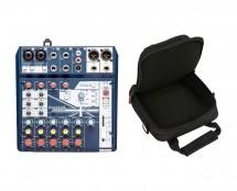 Soundcraft Notepad-8FX + SKB 1SKB-UB0909