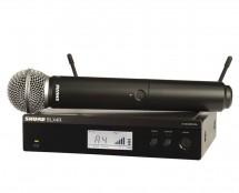 Shure BLX24R/SM58 Handheld Wireless System