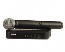 Shure BLX24/SM58 Handheld Wireless System