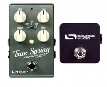 Source Audio SA247S True Spring Reverb Bundle