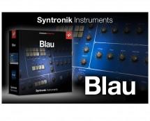 IK Multimedia Syntronik Blau Synth (ProAudioStar.com)