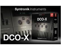 IK Multimedia Syntronik DCO-X Synth (ProAudioStar.com)