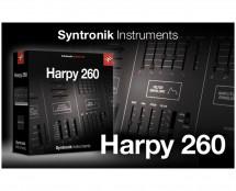 IK Multimedia Syntronik Harpy260 Synth (ProAudioStar.com)