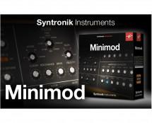 IK Multimedia Syntronik Minimod Synth (ProAudioStar.com)