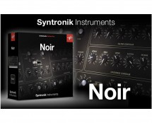 IK Multimedia Syntronik Noir Synth (ProAudioStar.com)