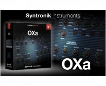 IK Multimedia Syntronik OXa Synth (ProAudioStar.com)