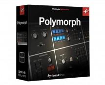 IK Multimedia Syntronik Polymorph Synth (ProAudioStar.com)
