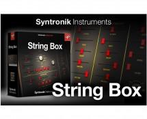IK Multimedia Syntronik String Box Synth (ProAudioStar.com)