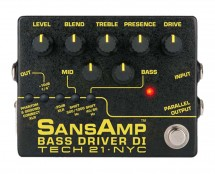 Tech 21 SansAmp Bass Driver DI (v2)