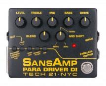 Tech 21 SansAmp Para Driver DI (v2)