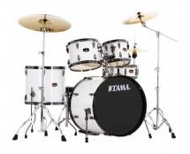 Tama Imperialstar 5-Piece Complete Drum Kit - Sugar White
