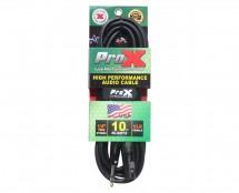 ProX Cables XC-SXF10 TRS-XLR(F) 10'