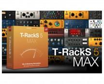 IK Multimedia T-RackS 5 MAX Upgrade To Mixing And Mastering Tools (ProAudioStar.com)