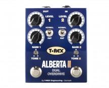 T-Rex Alberta II Dual Overdrive Pedal - Used