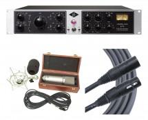 Universal Audio 6176 Vintage Channel Strip + Neumann U87Ai SetZ + Mogami Cables