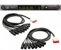 Universal Audio Apollo X16 Thunderbolt 3 + Mogami DB25 I/O Cabling