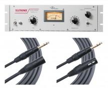 Universal Audio LA-2A Classic Leveling Amplifier + Mogami Cables