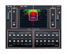 Vocaloid F-REX - Visualize Vol, Freq, & Panning of Signal