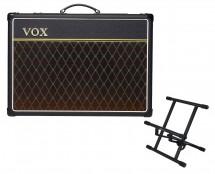 Vox AC15C1 + Gator Frameworks Amp Stand