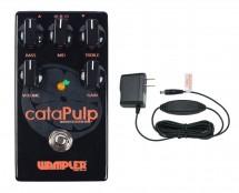 Wampler Catapulp British Distortion + Power Supply