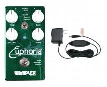 Wampler Euphoria Overdrive + Power Supply
