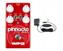 Wampler Pinnacle Standard Distortion + Power Supply