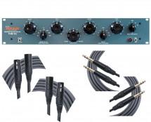 Warm Audio EQP-WA + Mogami I/O Cabling