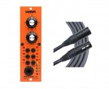 Warm Audio WA12-500 MkII + Mogami Cable