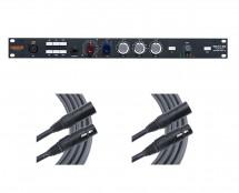 Warm Audio WA73-EQ + Mogami Cables