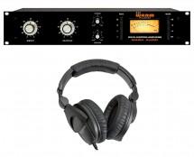 Warm Audio WA76 + Sennheiser Headphones