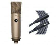Warm Audio WA87 + Mogami Cable