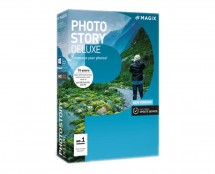 Magix Photo Premium Software For Making Customized Slideshow (ProAudioStar.com)
