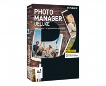 Magix Photo Manager Deluxe 17 Easily Optimize, Manage Photos & Videos (ProAudioStar.com)
